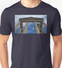Souvenir from Pompeii - Architecture in the sky Unisex T-Shirt