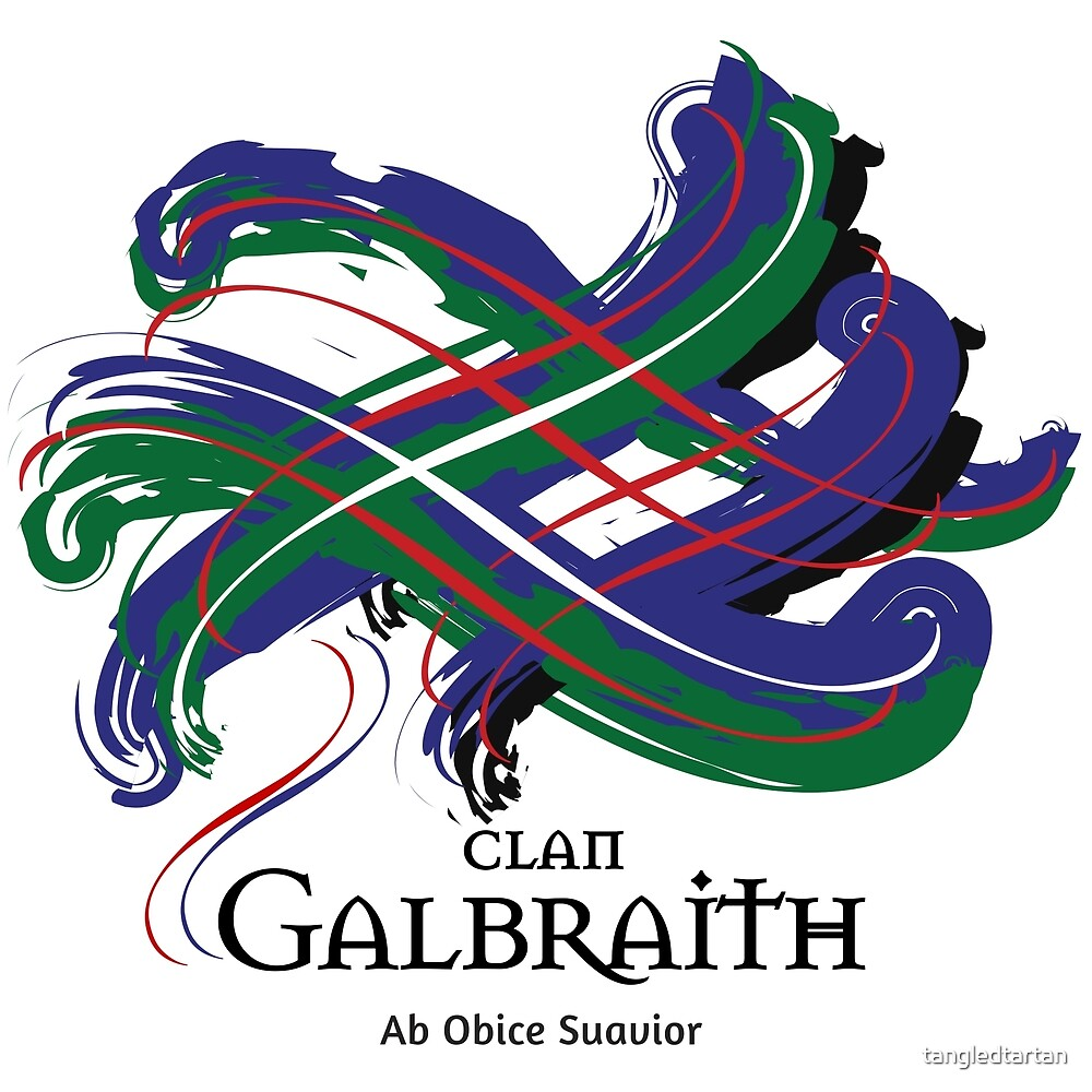 Clan Galbraith  by tangledtartan