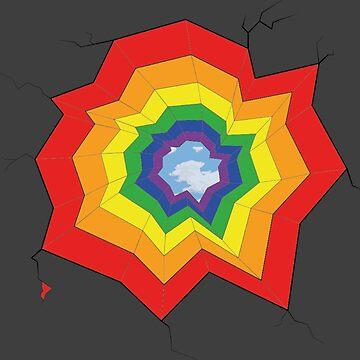 Rainbow Hole by Drafnir
