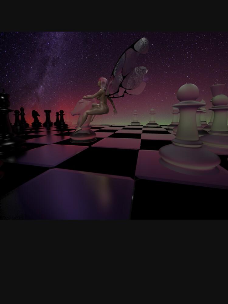 Knight Moves by BrainwaveArt