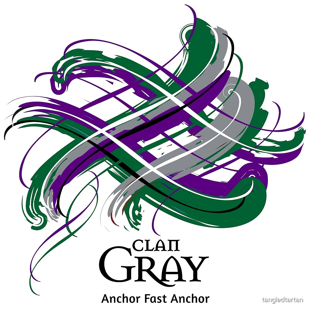 Clan Gray  by tangledtartan