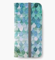 REALLY MERMAID OCEAN LOVE iPhone Flip-Case/Hülle/Klebefolie