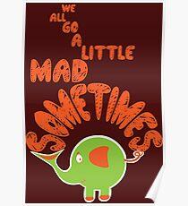 Little Elephant Poster
