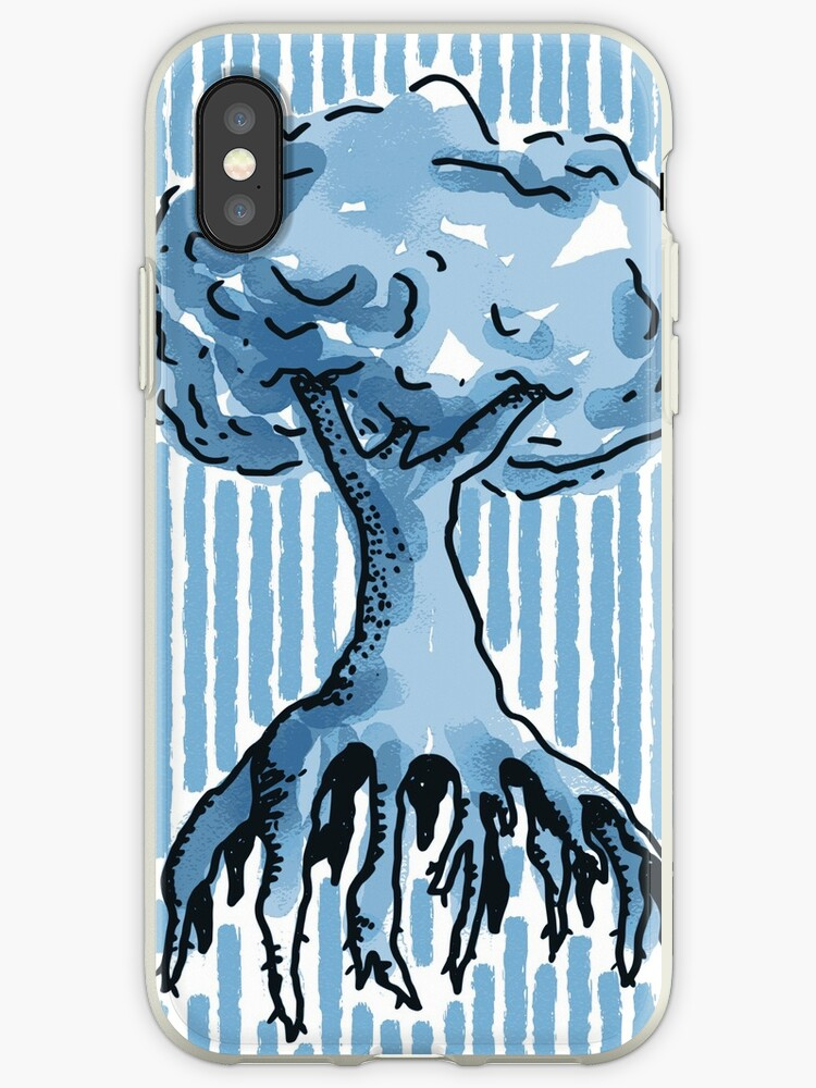 Blue Tree by quogglot