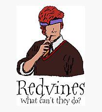 Redvines Photographic Print