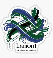 Clan Lamont  Sticker