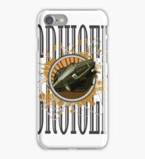 Cruiser - Cougar iPhone Case/Skin