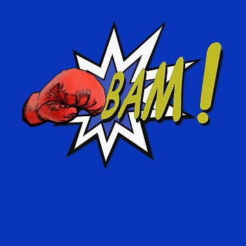 Bam ! by LawrenceA