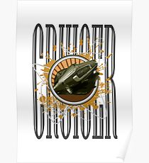 Cruiser - Cougar Poster