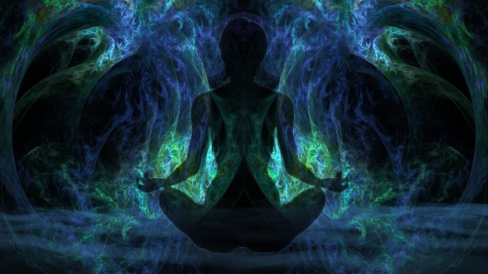 Mindfulness by BrainwaveArt