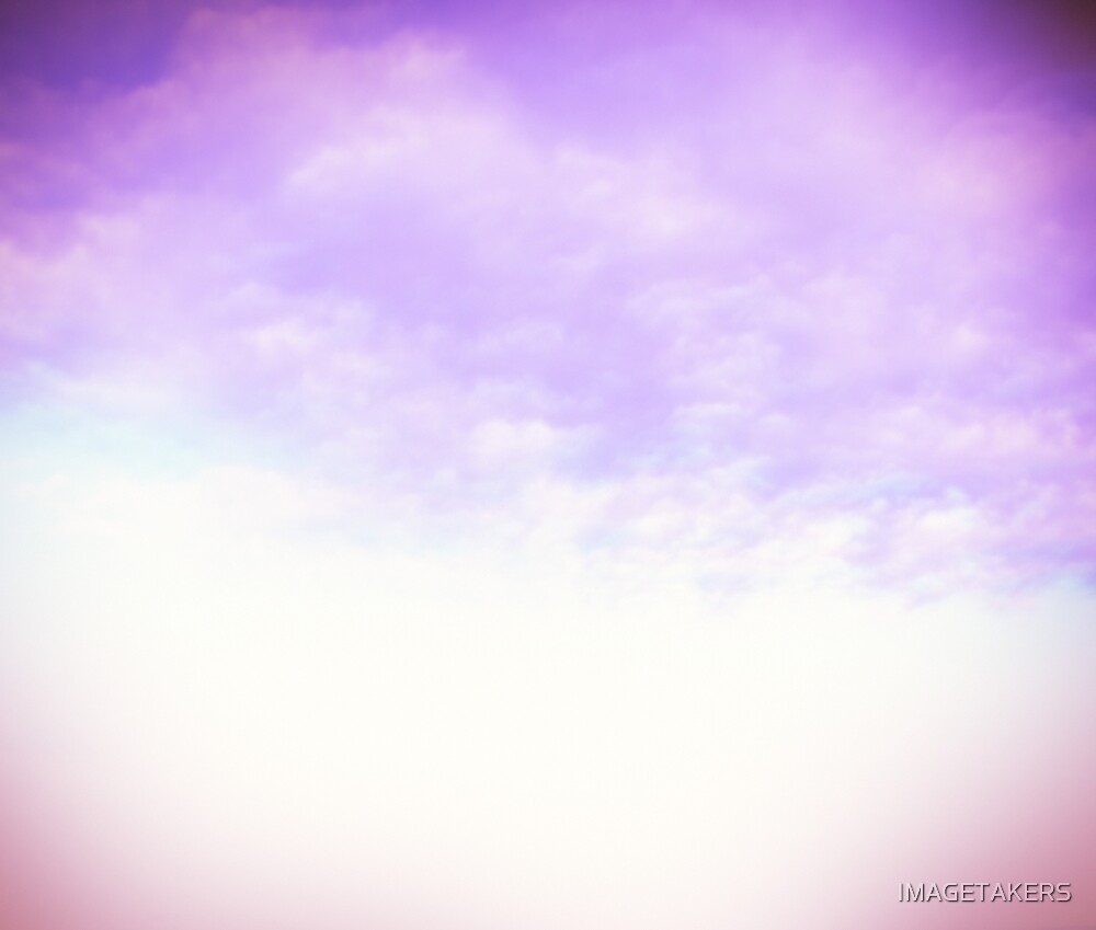 Purple Clouds by IMAGETAKERS