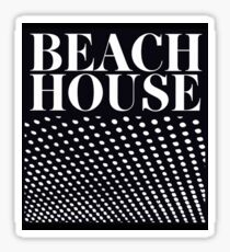 Beach House Bloom Sticker