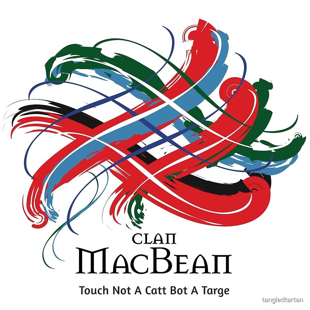 Clan MacBean  by tangledtartan