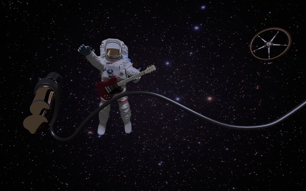 Unplugged by BrainwaveArt