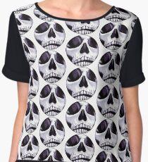 Bones IV Women's Chiffon Top