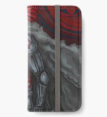 red reaper iPhone Wallet/Case/Skin