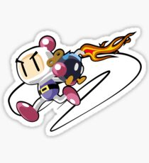 Bobomberman Sticker