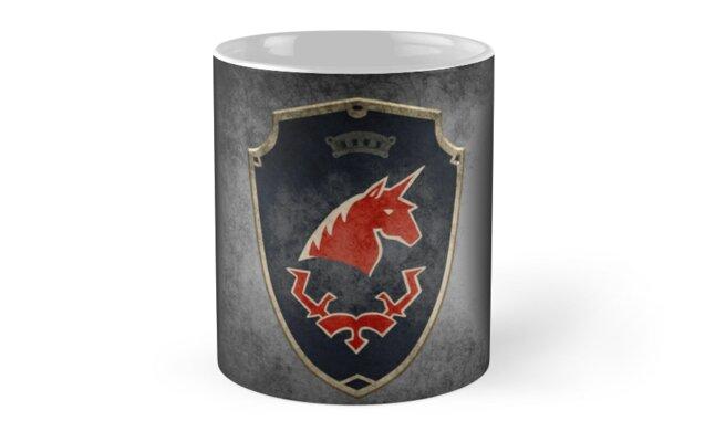House Fortemps Mug by dennydraws