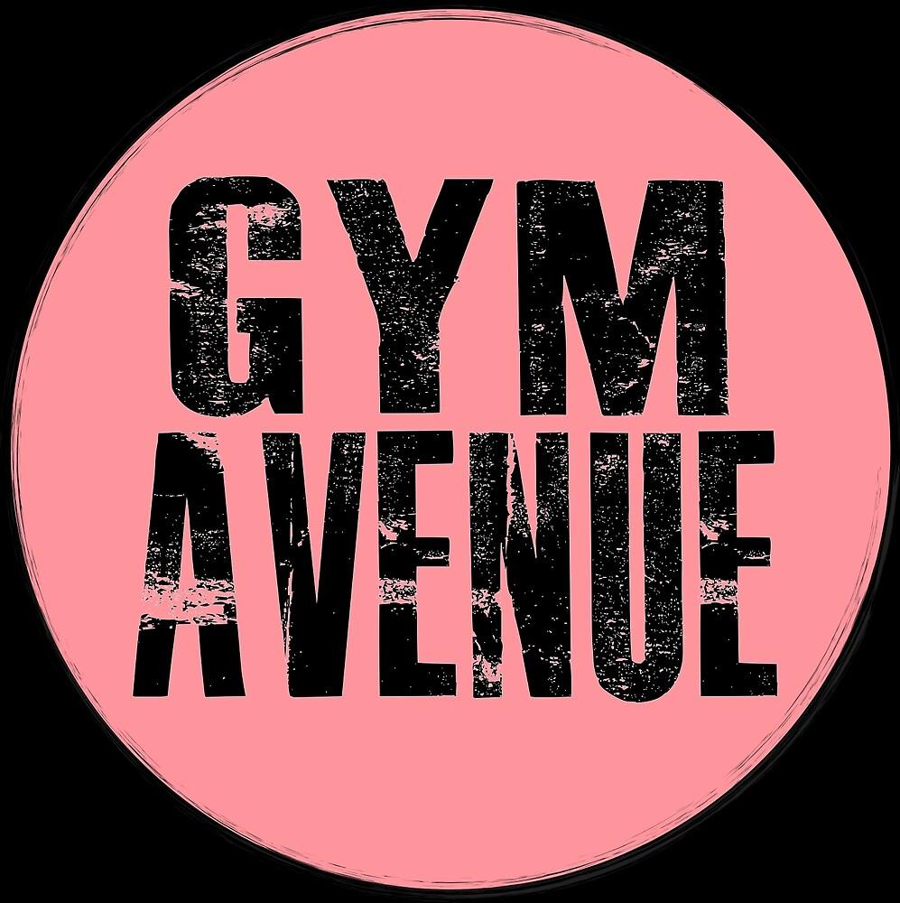 Gym Avenue Logo  by GYMAVENUE