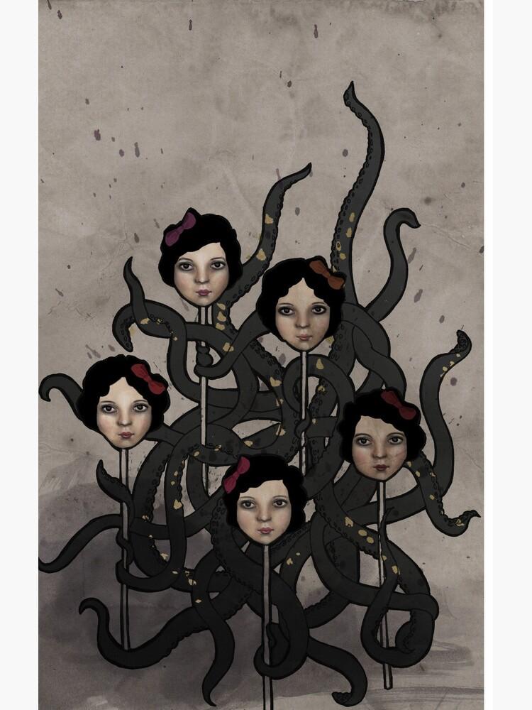 Molly Masks by artbycaf