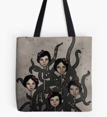 Molly Masks Tote Bag