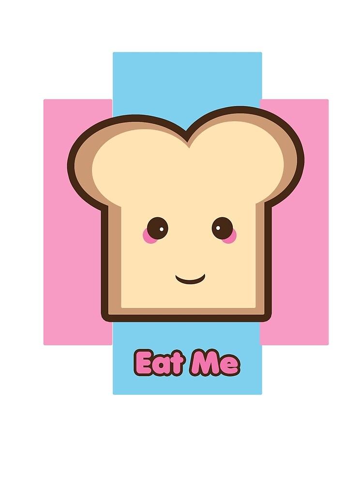 Eat me by howlerwom