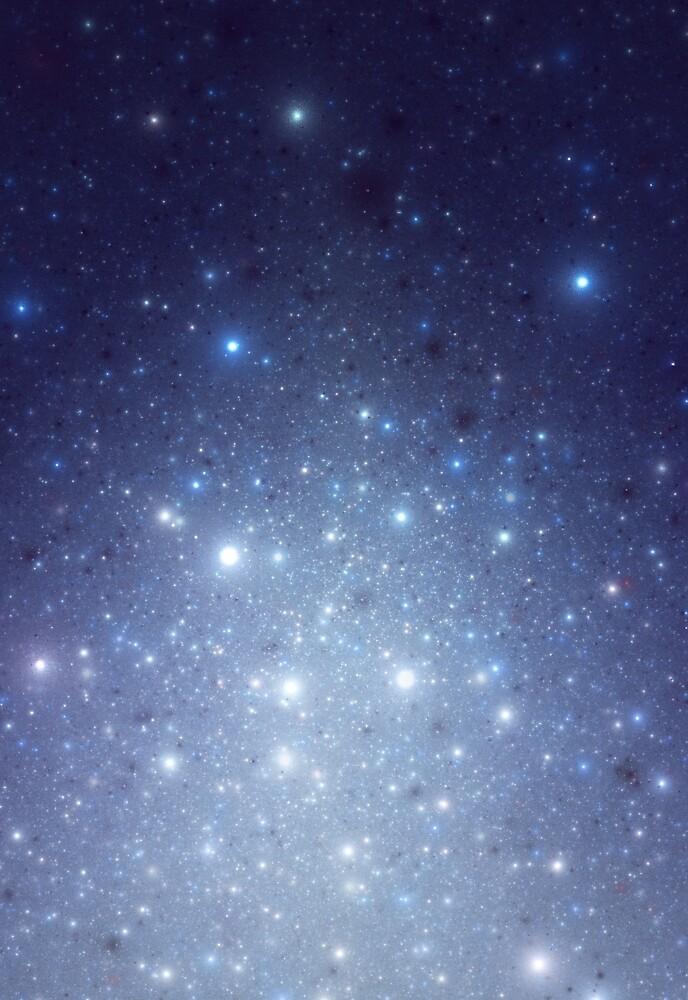 Stars freezing to standstill von Daniela  Illing