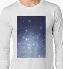 Stars freezing to standstill Langarmshirt