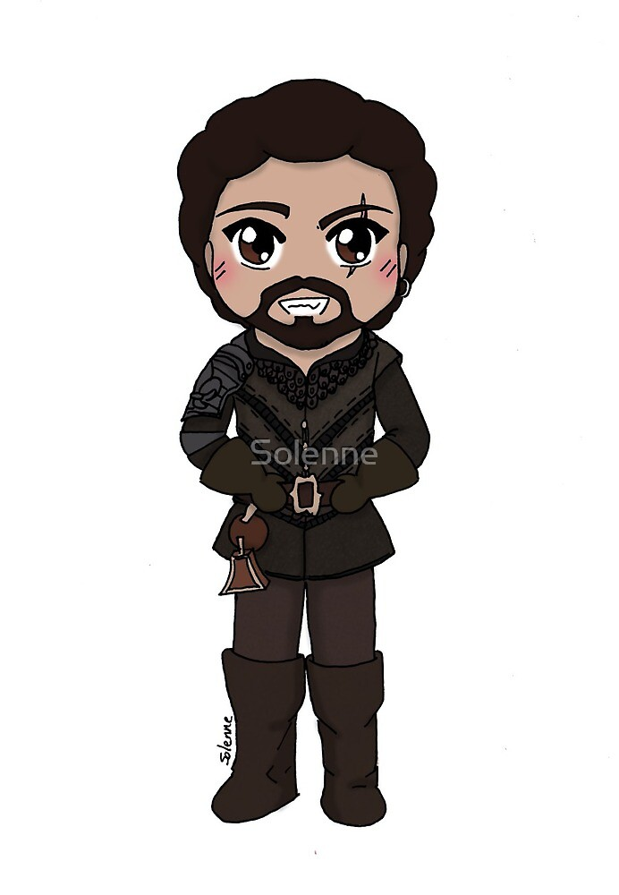 Porthos Season 1 - The Musketeers by Solenne