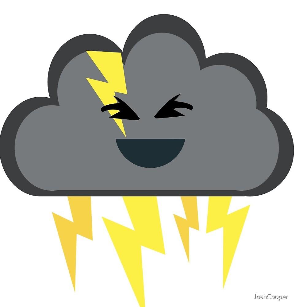 Storm Cloud by JoshCooper