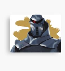 Cylon Canvas Print