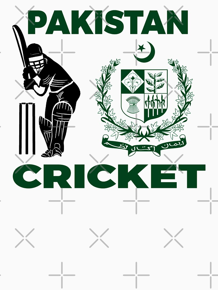 Pakistan Cricket by SportsT-Shirts