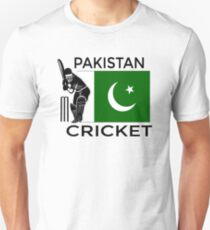 Pakistan Cricket T-Shirt