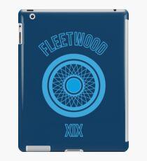 Fleetwood Wheel iPad Case/Skin