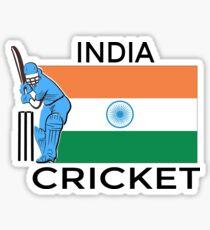 India Cricket Sticker