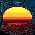 Picture 2015064 Justin Beck setting sun by Justin Beck