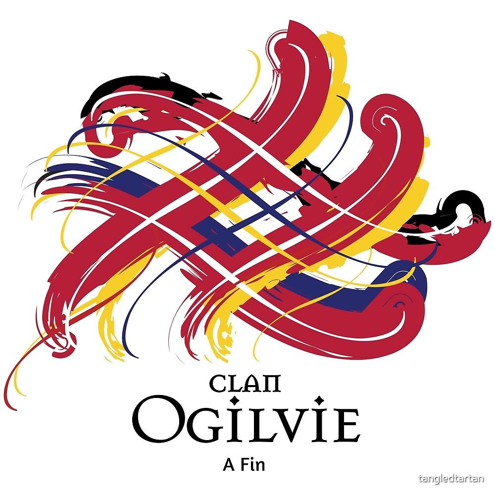 Clan Ogilvie  by tangledtartan