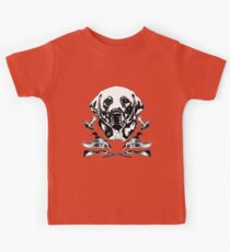 Duck hunter Lab Kids Tee