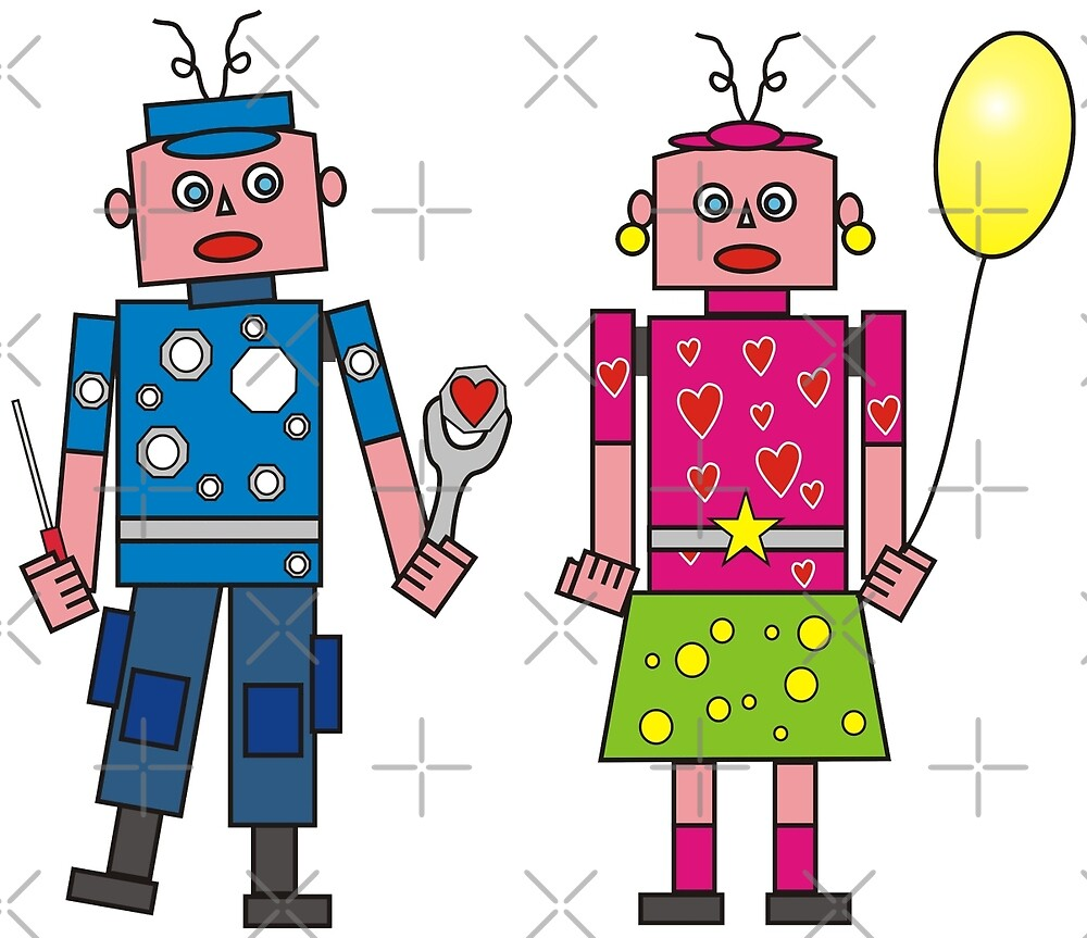 Roboter Liebe by freaks13