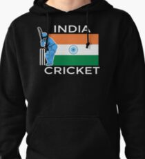 India Cricket Pullover Hoodie