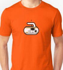 8 Ender - Curling Rockers Unisex T-Shirt