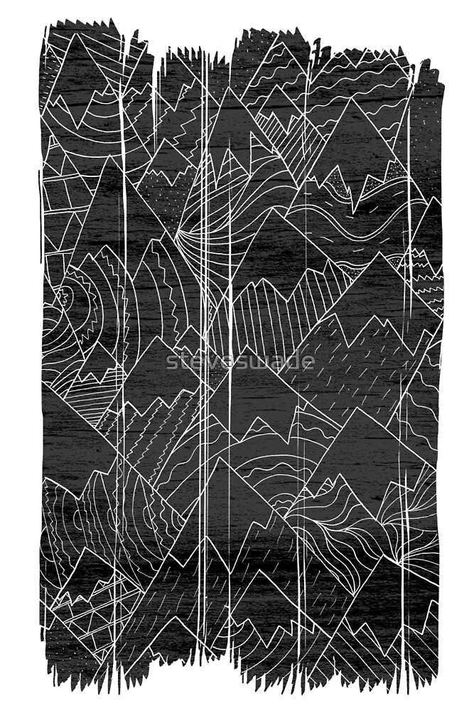 Ink Mounts by steveswade