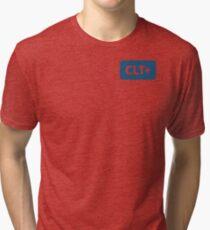 basic pocket CLT+ Tri-blend T-Shirt