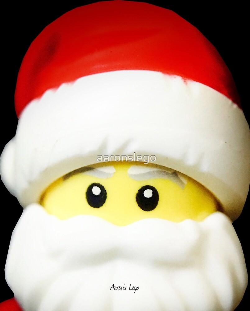 Santa Claus by aaronslego