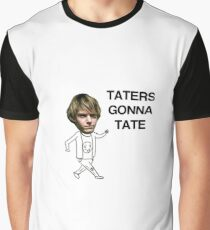 Taters gonna Tate American Horror Story Graphic T-Shirt
