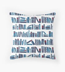 Keep Reading Throw Pillow
