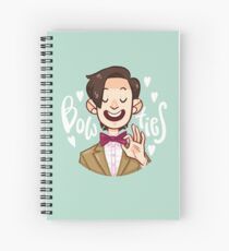Bow Ties <3  Spiral Notebook