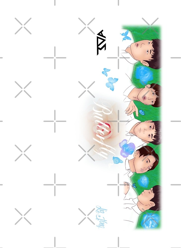 B2ST - Butterfly (A) by liajung