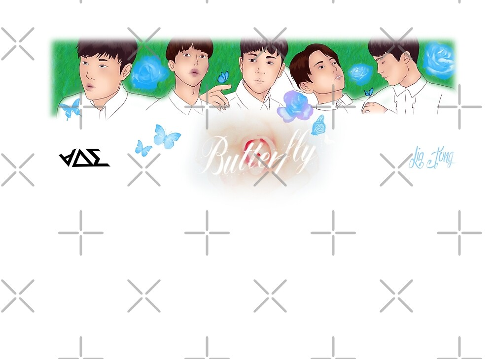 B2ST - Butterfly (B) by liajung
