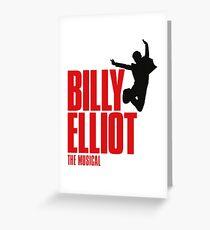 billy elliot Greeting Card